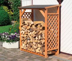 Brennholzregal außen  ▷TOP 5 | Die besten Kaminholzregale auf einen Blick !